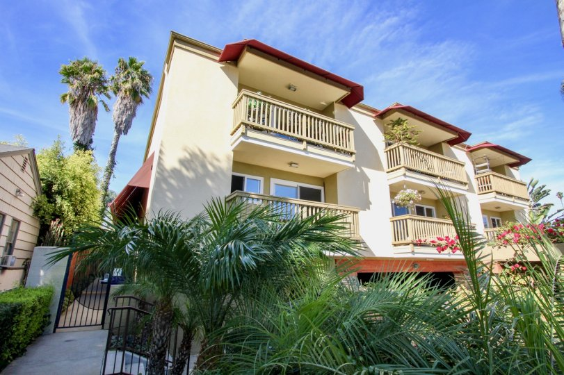 The Sea2Bay residence in Pacific Beach, relaxing time in good security and surrounded by nature
