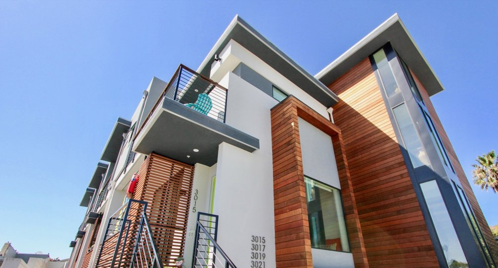 Townhouse in Point Loma, California's Carleton Community