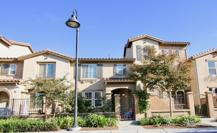 Amante Ravenna's multiple story units in Rancho Bernardo California