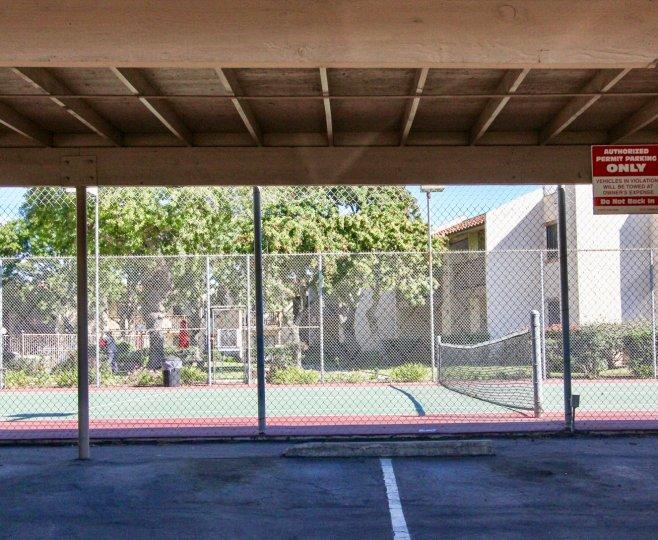 Bernardo Terrace, City: Rancho Bernardo, a beautiful fencing and nice trees