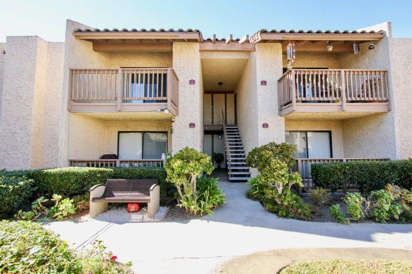 Housing at Bernardo Terrace in Rancho Bernardo California