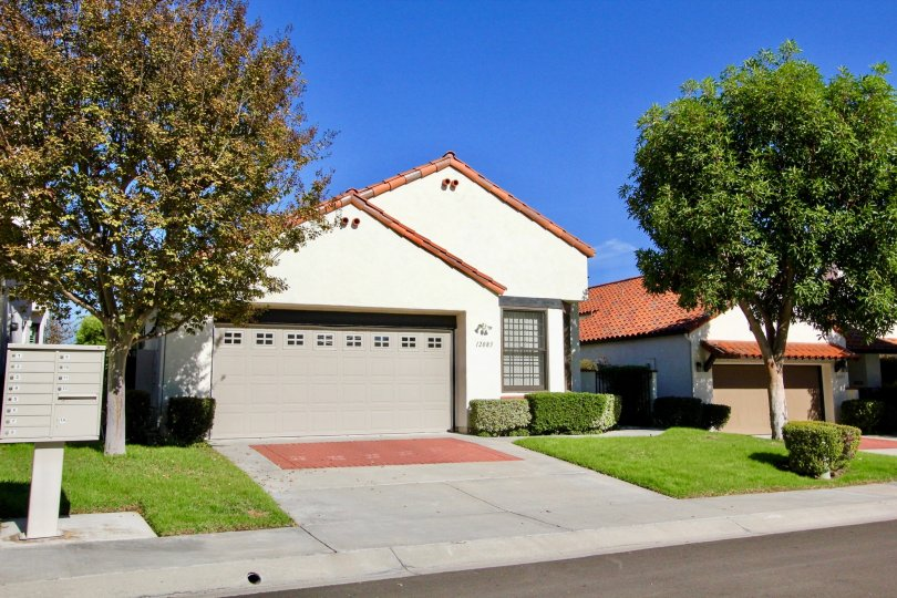 A home in the Eastview community of Rancho Bernardo CA