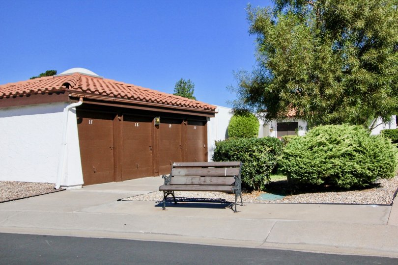 Property with lots of grenery in Rancho Bernardo, CA