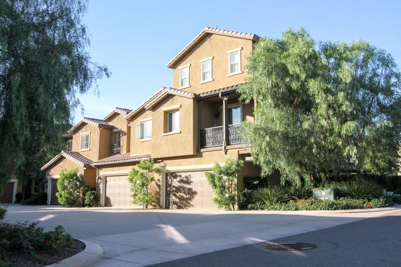 Beautifully structured housing unit in Rancho Bernardo California. Unit comes with multiple garage units