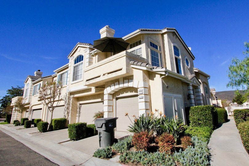 Provencal, City: Rancho Bernardo, beautiful building and all the doors and windows closed