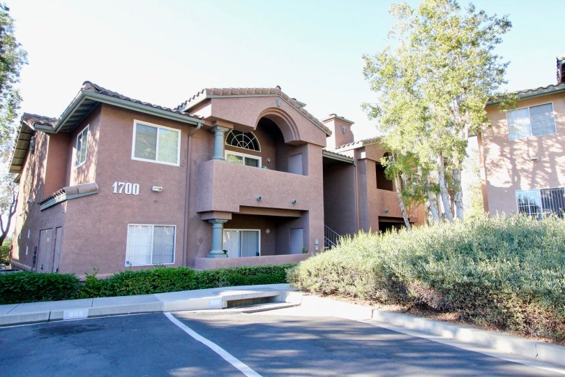 This building is situated in Rancho Bernardo, California