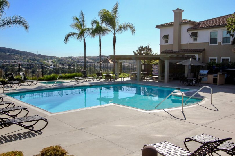 Calico Bluffs luxury community located in San Marcos, California