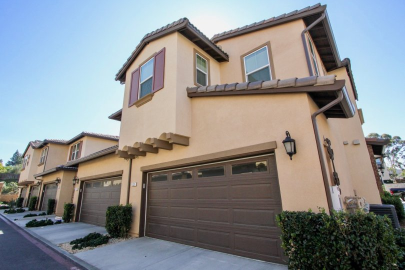 Attached two story home with garage in San Marcos, CA
