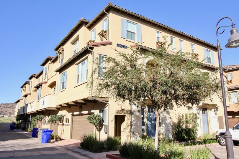 the solaire is a double flat house of the san marcos in ca