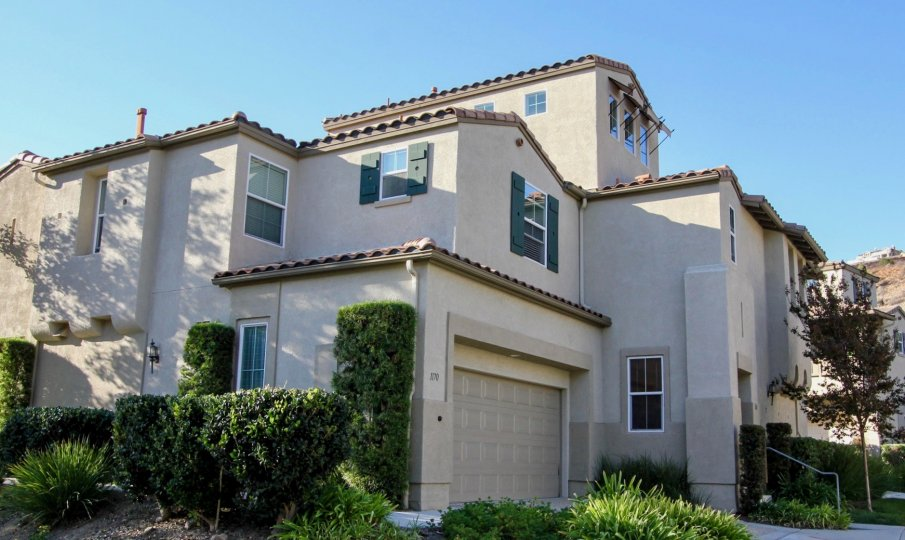 This beautiful Springfield home is located in San Marcos California.