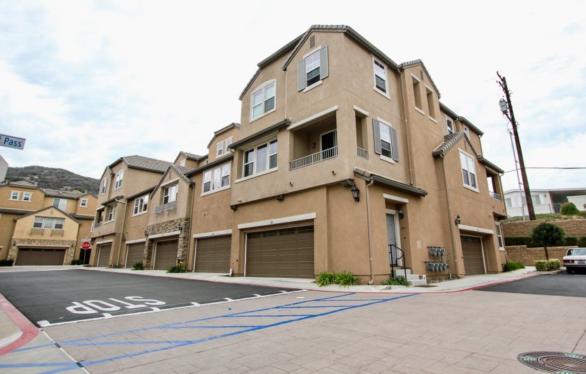 Aubrey Glen  Community located in Santee California