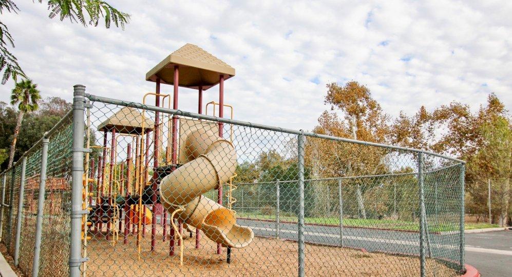 Playground from Carlton Country Club Villas in Santee, California