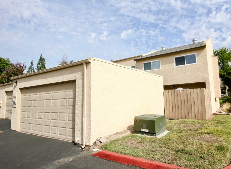 Del Coronado Santee , Santee, California,beige building, clouds