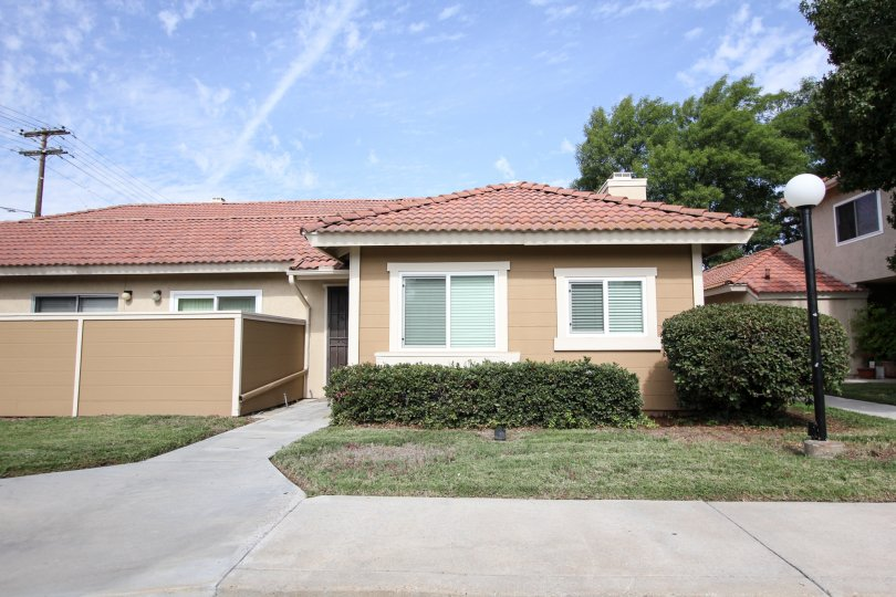 Quite and clean place to live in Santee California