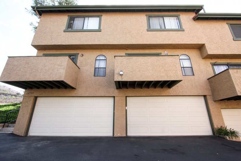 Multiple Units with 4-Car Garage in Riderwood Terrace at Santee.