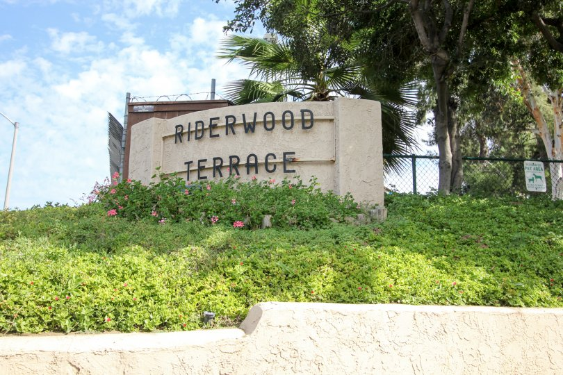 : Riderwood Terrace ,Santee  ,California, name, trees