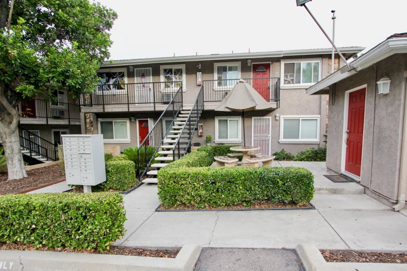 sweet homes at Buena Vista Condominiums in Spring Valley, California