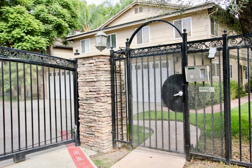 Lovely and secure home in Lamar Square residing in Spring Valley, Ca.