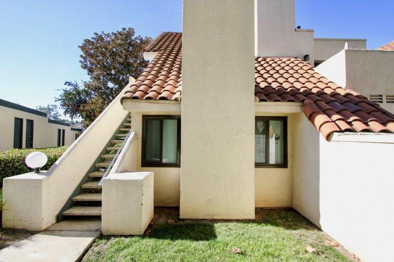 A modern home in the Melrose Park community of Vista, CA.