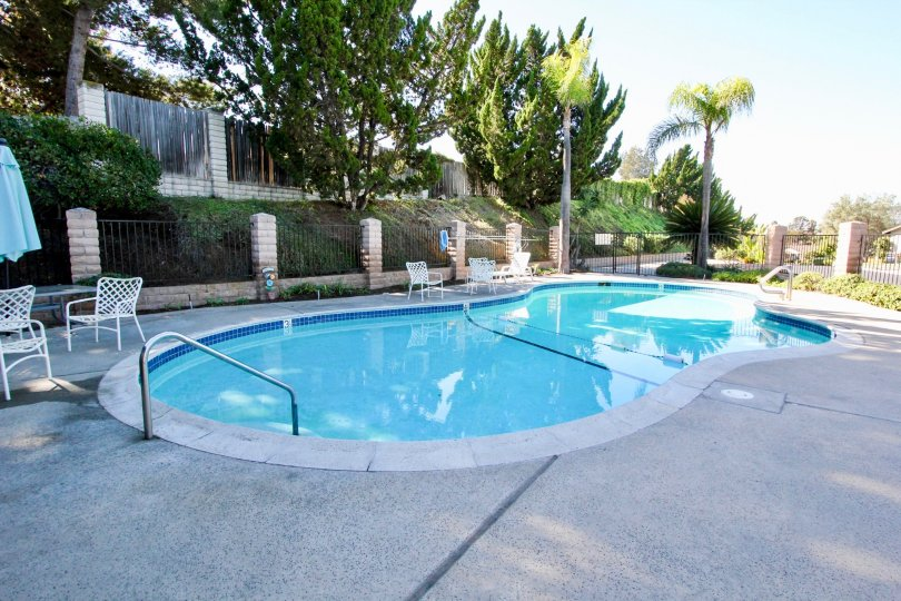 Have an awesome pool party whenever you're at Nob Hill in Vista, CA