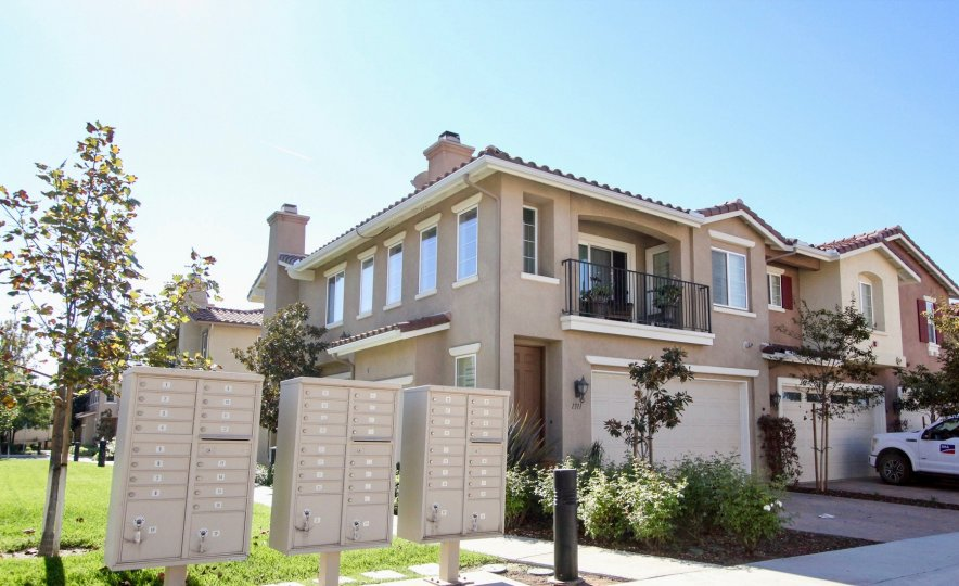 Majestic two level home in prime condition at Oak Drive Villas in Vista, CA
