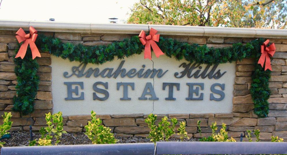 Maruqee to Anaheim Hills Estates in Anaheim Hills CA