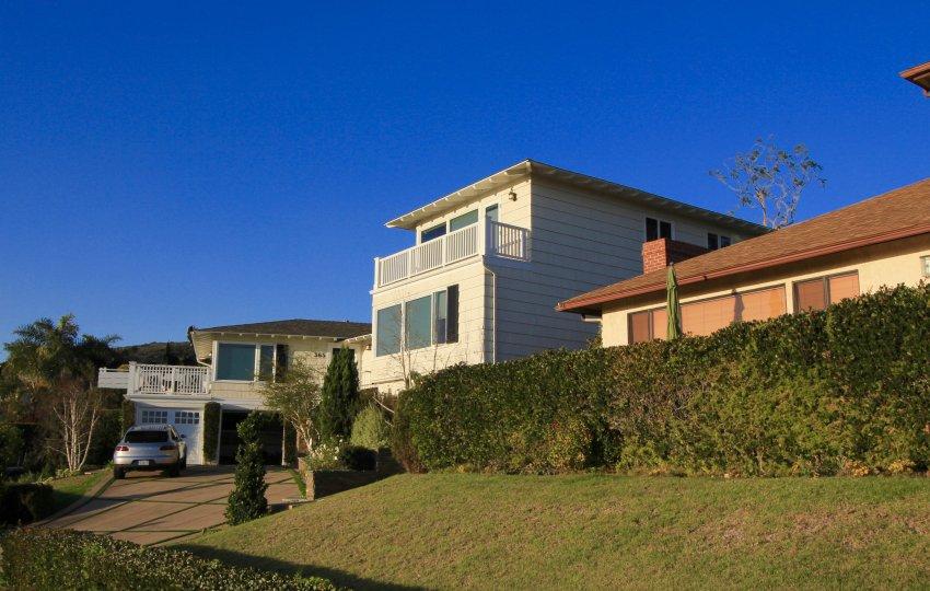Private home in Emerald Terrace Laguna Beach
