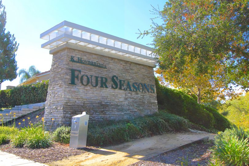 Four Seasons is a senior community in Murrieta CA
