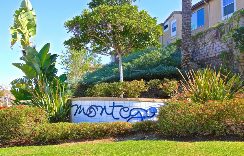 Entrance to Montego Bay in Murrieta Ca