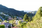 Valley view from Calabasas Park Estates