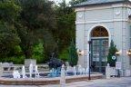 A Stunning entrance to The Oaks in Calabasas California