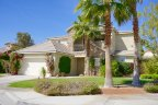 A large two story home at Cimarron Cove
