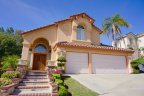 A gorgeous two level house with a 3 car garage at Coral Ridge