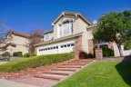 Homes in Chino Hills behind the gates of Coral Ridge rarely come up for sale