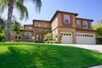 A beautiful home set back from the street in Crown Ridge Estates