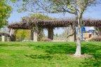 A beautiful grassy park at Los Serranos Ranch in Chino Hills