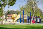 Bring your children to the large playground within the Rolling Ridge development