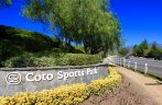 The Coto Sports & Rec Park is located close to the Greens community of Coto de Caza