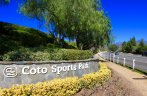 The Coto Sports & Rec Park is located close to the Tanglewood community of Coto de Caza