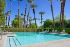Take a dip in your very own community pool when you reside in the community of Desert Horizons Country Club in Indian Wells
