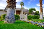The beautiful clubhouse can be accessed by La Rocca residents of Indian Wells