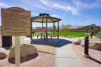 This park is located within the Mountain Estates community of Indio