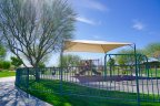 Bring your children to the playground at Ponderosa Villas in Indio Ca