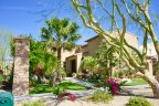 A private single level residence at Sonora Wells in Indio Ca