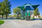 A beautiful park located in the Talavera neighborhood of Indio California