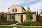 Several different elevations of homes are available at Portola Springs including Mediterranean
