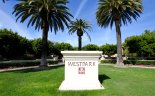 Westpark Community Marquee in Irvine Ca
