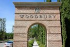 Woodbury Community Marquee located in Irvine Ca