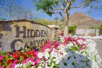 Hidden Canyon Community Marquee