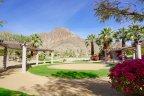 A circular park located in Hidden Canyon La Quinta